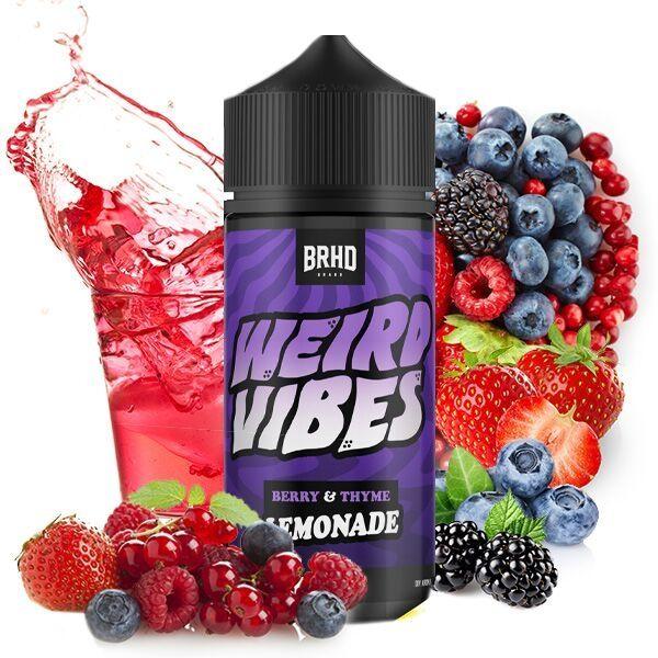 Barehead Aroma - Weird Vibes - Berry & Thyme 20ml