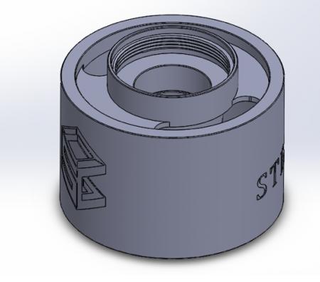 Steam Crave - Aromamizer Plus V2 RDTA 8ml Extension Kit