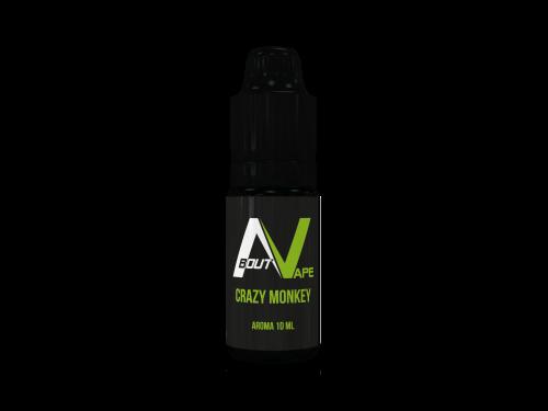About Vape Aroma - Crazy Monkey 10ml