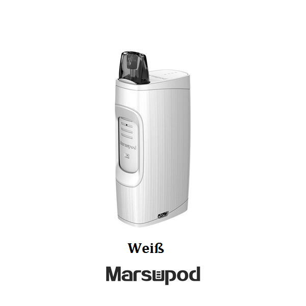 Uwell MarsuPod PCC Kit - Weiß