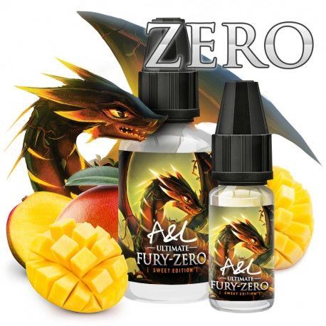A&L Ultimate Aroma - Fury-Zero 30ml