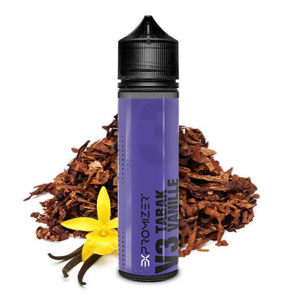 Expromizer Aroma - V3 Tabak Vanille 15ml