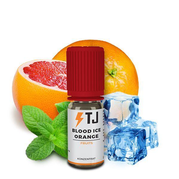 T-Juice Aroma - Blood Ice Orange 10ml