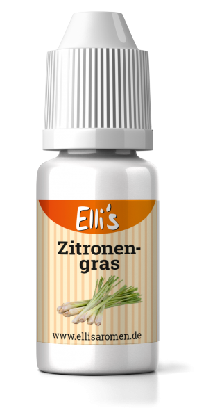 Elli's Aroma - Zitronengras 10ml