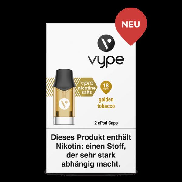 Vype ePod Caps vPro - 2er Packung