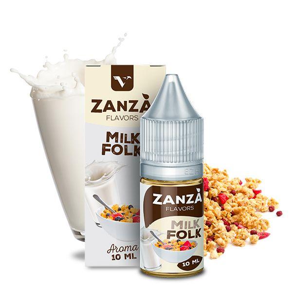 ZANZÀ Aroma - Milk Folk 10ml