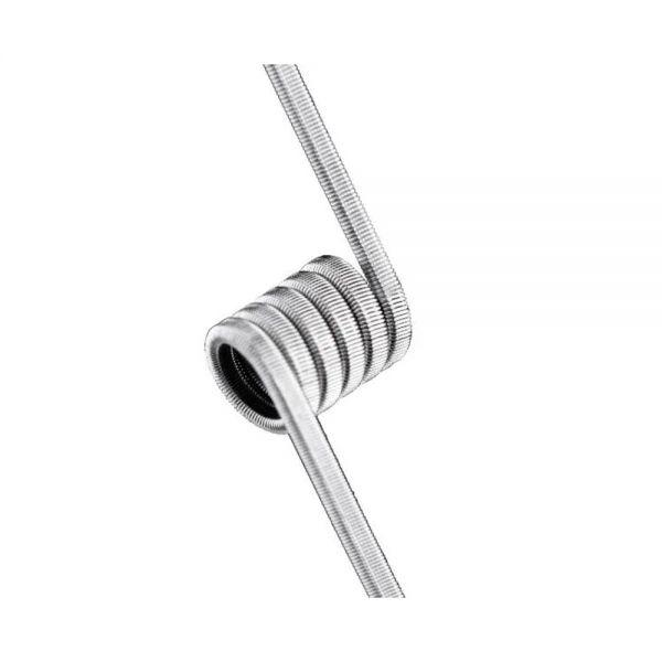 Hellvape 424 RTA - Ni90 Tri-Core Fused Clapton Coils 0,21 Ohm - 10 Stück