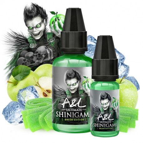 A&L Ultimate Aroma - Green Edition - Shinigami 30ml