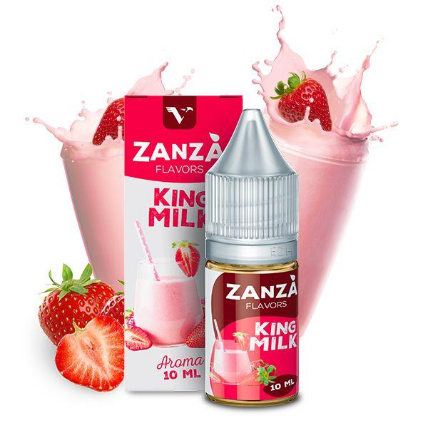 ZANZÀ Aroma - King Milk 10ml