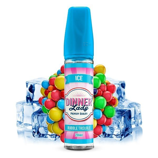 Dinner Lady Aroma - Bubble Trouble Ice 20ml