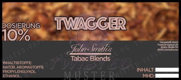 Twisted Aroma - Twagger 10ml
