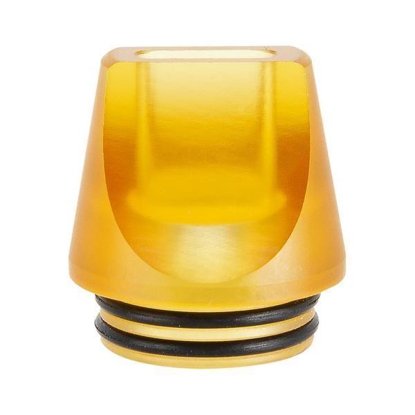 810er Straight Whistle Spider Drip Tip - PEI