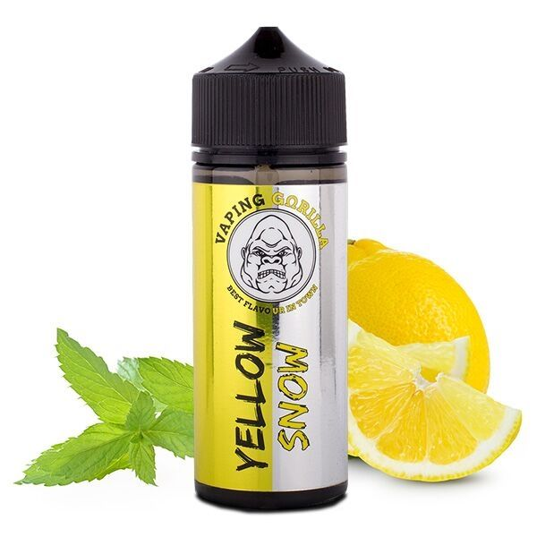 Vaping Gorilla Aroma - Yellow Snow 15ml