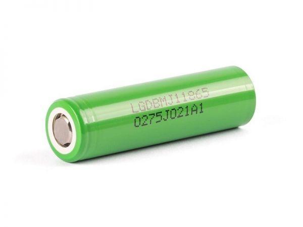 LG MJ1 18650 3500mAh 10A