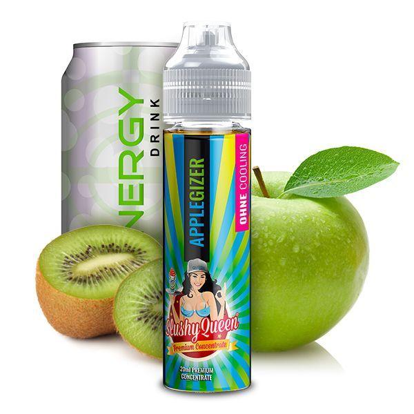 PJ Empire - Slushy Queen Aroma - Applegizer ohne Cooling 20ml