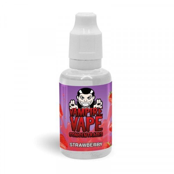 Vampire Vape Aroma - Strawberry 30ml
