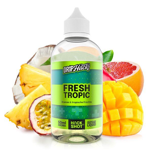 Drip Hacks Aroma - Fresh Tropic 50ml
