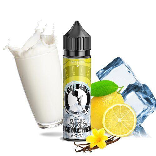 Nebelfee Aroma - Kühles Zitronen Feenchen 10ml Longfill