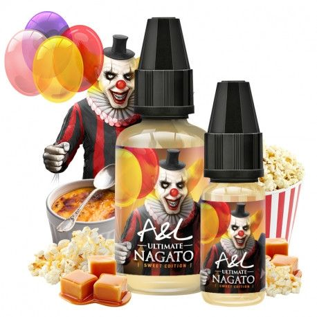 A&L Ultimate Aroma - Sweet Edition - Nagato 30ml