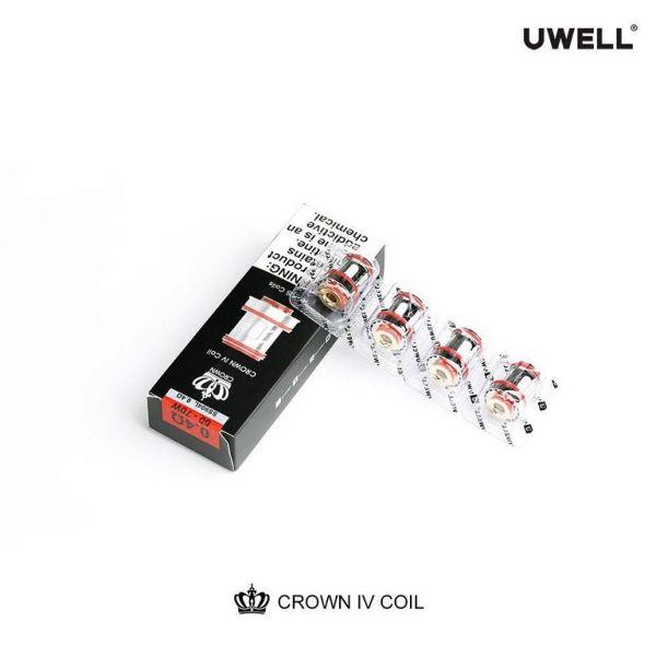 Uwell Crown 4 Verdampferköpfe