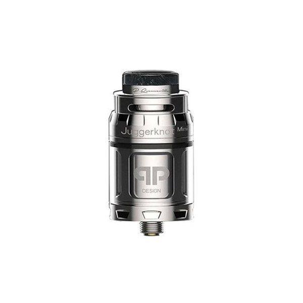 QP Juggerknot Mini RTA 2ml - Edelstahl