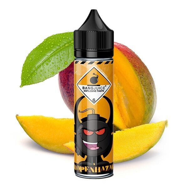 Bang Juice Aroma - Tropenhazard Wild Mango 15ml