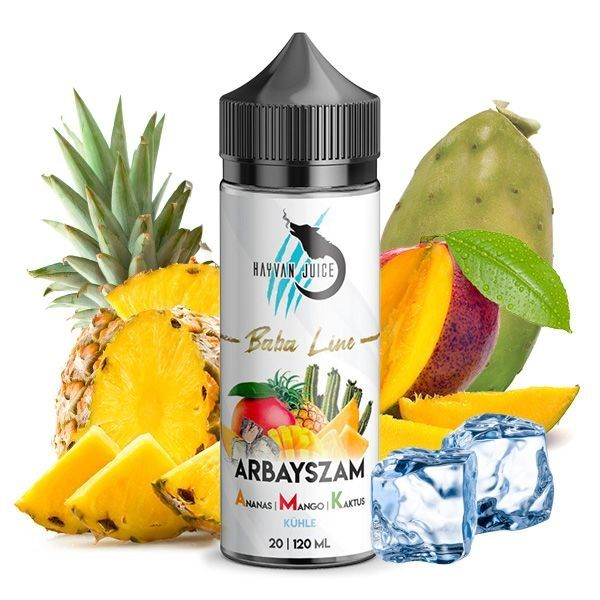 Hayvan Juice - Arbayszam Aroma 20ml