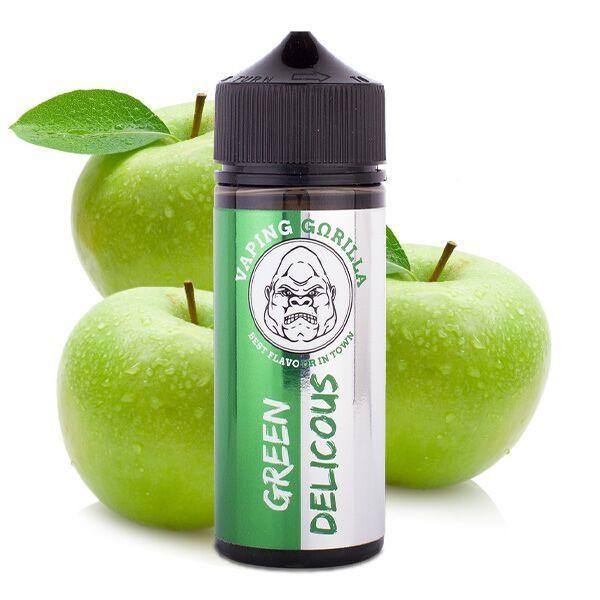 Vaping Gorilla Aroma - Green Delicious 15ml
