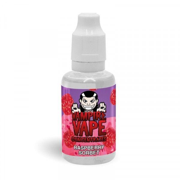 Vampire Vape Aroma - Raspberry Sorbet 30ml