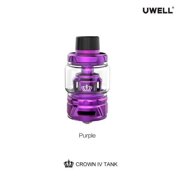 Uwell Crown 4 Verdampfer - 5ml / 6ml