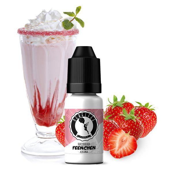 Nebelfee Aroma - Erdbeer Feenchen 10ml