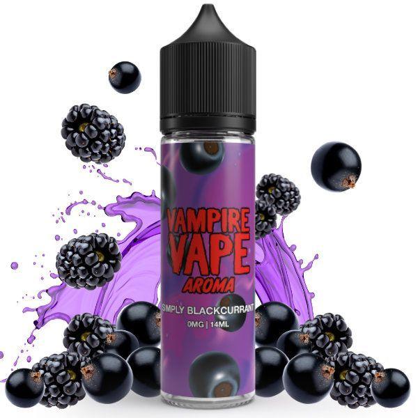 Vampire Vape Aroma - Simply Blackcurrant 14ml