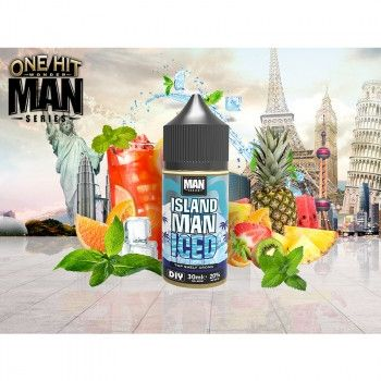 One Hit Wonder Aroma - Island Man Iced 30ml