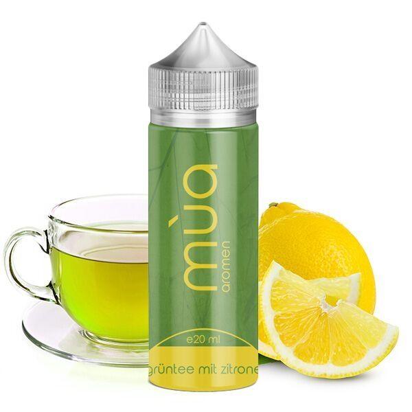 Múa Aroma - Grüntee mit Zitrone 20ml