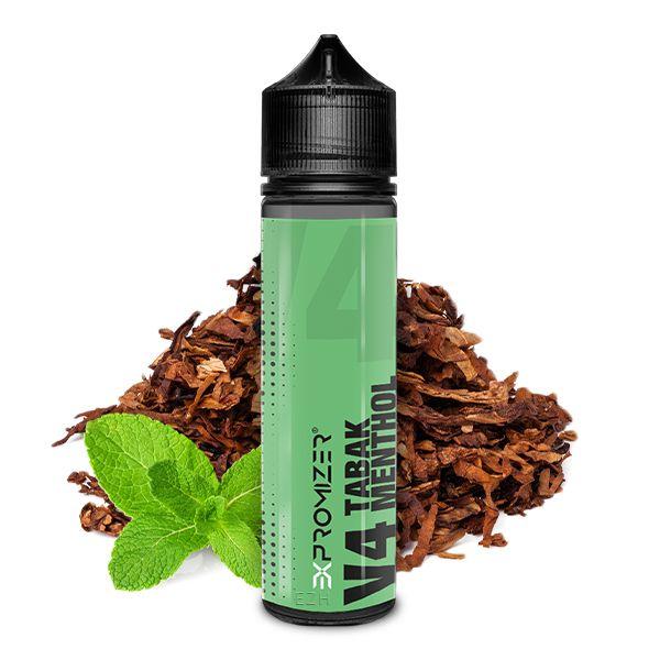 Expromizer Aroma - V4 Tabak Menthol 15ml