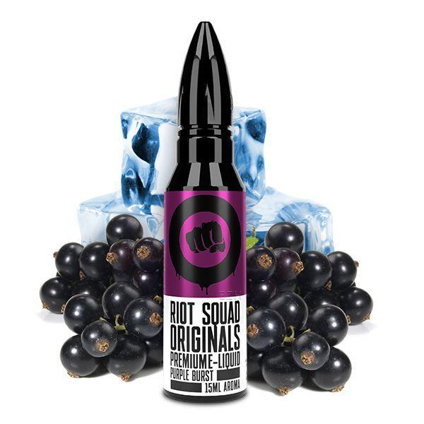 Riot Squad Originals Aroma - Purple Burst 15ml