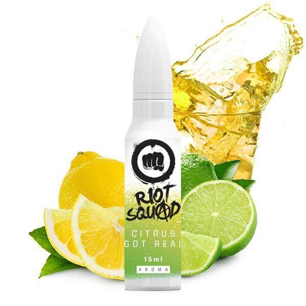 Riot Squad Aroma - Citrus got real 15ml