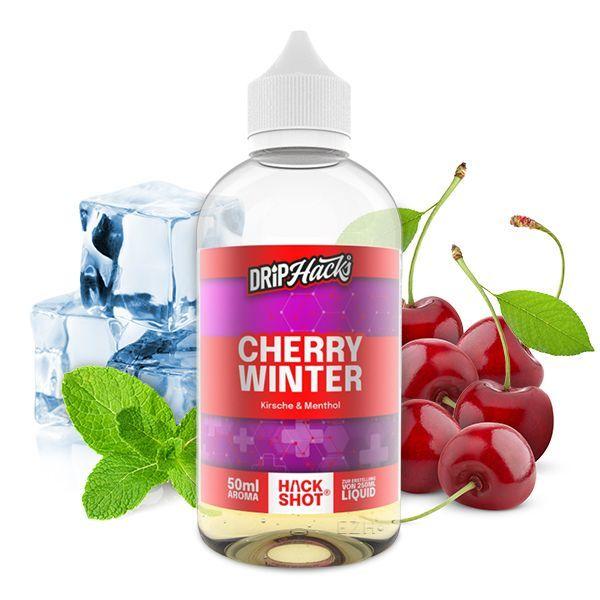 Drip Hacks Aroma - Cherry Winter 50ml