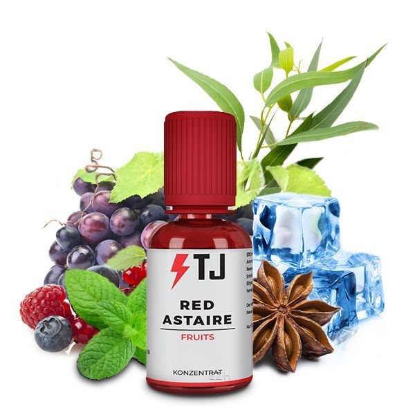 T-Juice Aroma - Red Astaire 30ml