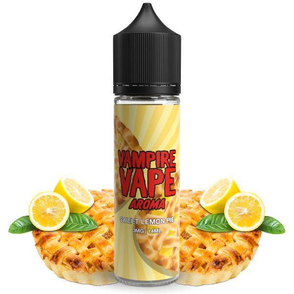 Vampire Vape Aroma - Sweet Lemon Pie 14ml