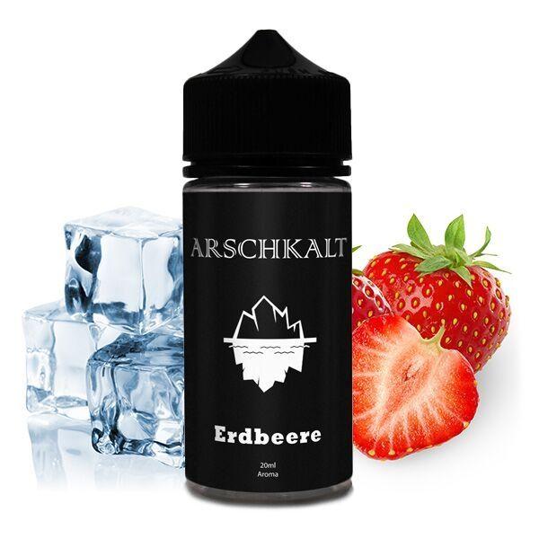 Arschkalt Aroma - Erdbeere 20ml
