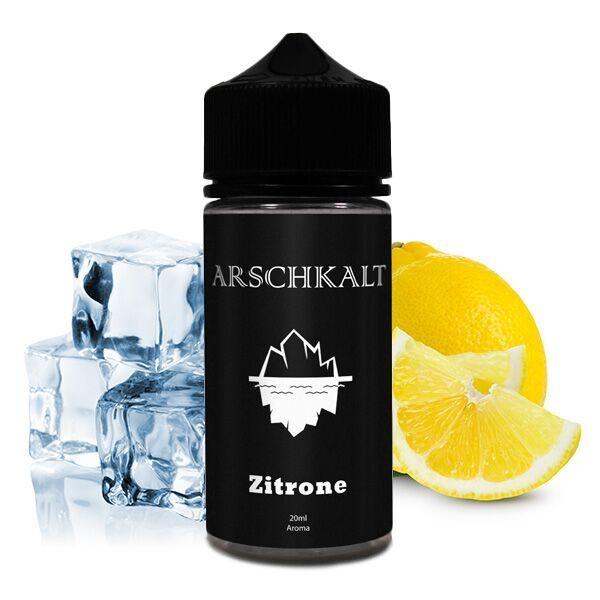 Arschkalt Aroma - Zitrone 20ml