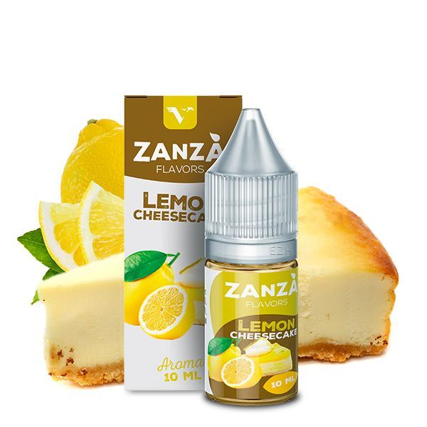ZANZÀ Aroma - Lemon Cheesecake 10ml