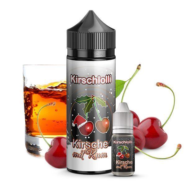 Kirschlolli - Kirsche mit Rum Aroma 10ml