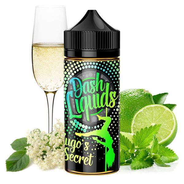 Dash Liquids Aroma - Hugo's Secret 20ml