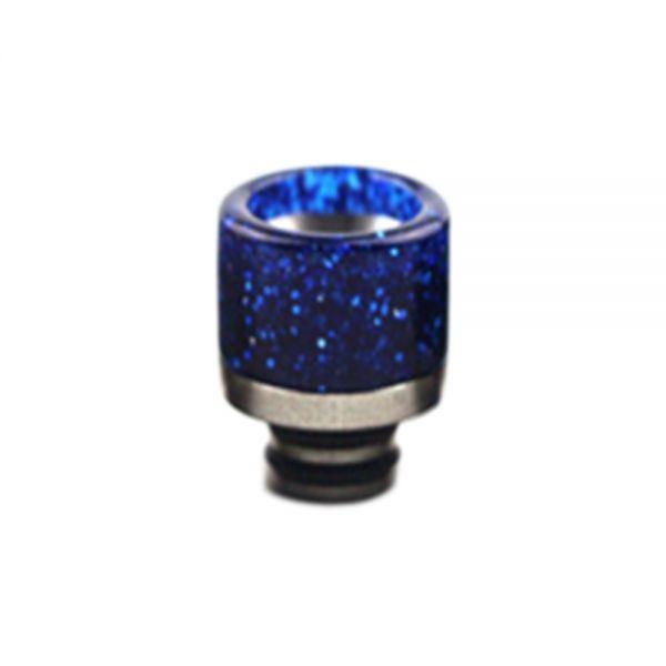 Glitzer / Resin 510er Drip Tip