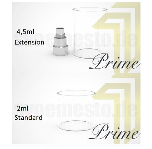 SVOE MESTO Kayfun PRIME 2ml & 4,5ml Ersatzglas
