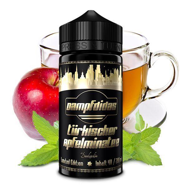 Dampfdidas Aroma - Apfelminztee 40ml *Limited Edition*