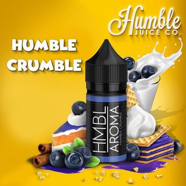 Humble Juice Co. Aroma - Humble Crumble 30ml