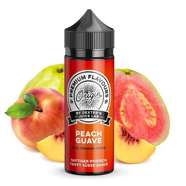 Dexter's Juice Lab Origin Aroma - Peach Guave Aroma 30ml